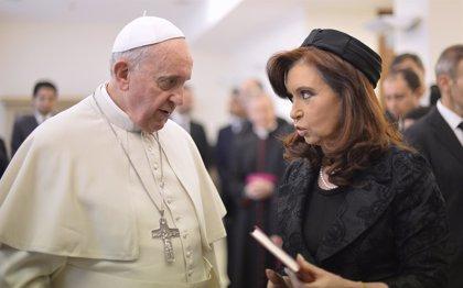 Fernández de Kirchner se reunirá con el Papa el 20 de septiembre