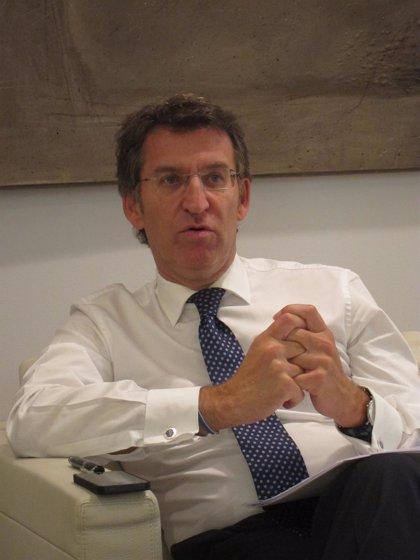 """Feijóo señala que """"toca"""" a la Justicia pronunciarse sobre Prado y que el caso está """"en fases preliminares"""""""