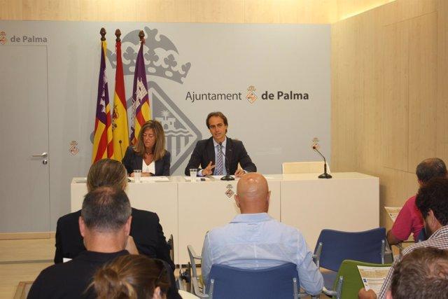 Presentación del Estudio de Competitividad de Palma