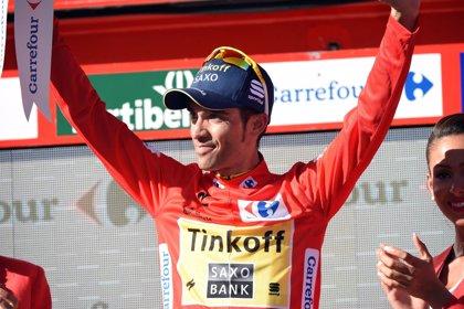 Contador gana el pulso a Froome en etapa reina en La Farrapona
