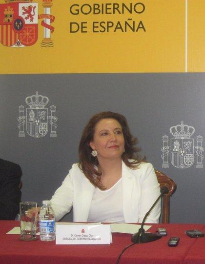 """Crespo afirma que la Lomce es """"fundamental"""" para que Andalucía deje de encabezar los índices de fracaso escolar"""