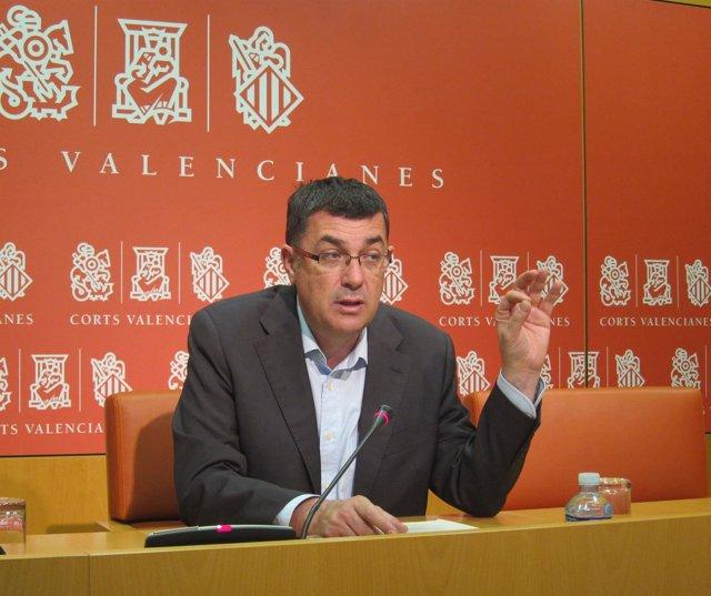 Enric Morera en una imagen de archivo