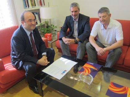 """Societat Civil piensa que """"el lugar de los socialistas"""" es su acto en Tarragona"""