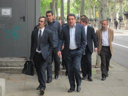 El TSJC confirma la imputación de Fernández, Pérez y Bustos