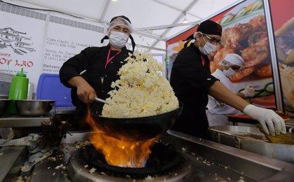 La feria gastronómica Mistura se centra este año en la comida peruana-oriental