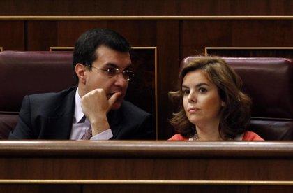 El Gobierno abrirá el jueves con el PSOE los contactos con los grupos para hablar de regeneración