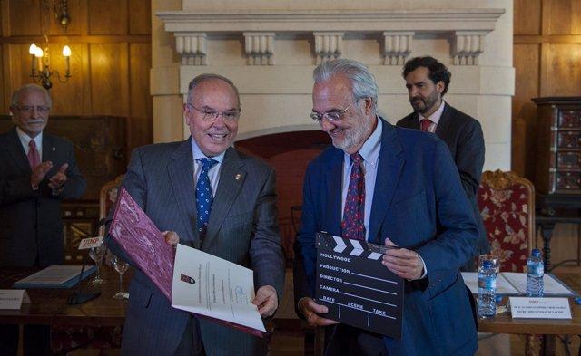 Premio UIMP a laCinematografía a Gutiérrez Aragón