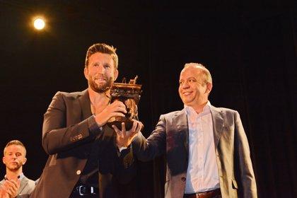 José Joaquín Moreno 'El Cano' gana el III Concurso Nacional de Cantes de Trilla en Arroyo de la Luz (Cáceres)