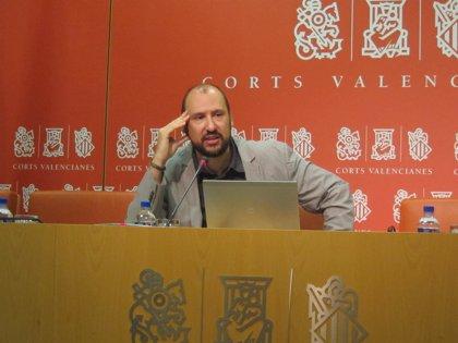"""Moreno afirma que la liquidación de RTVV es """"la mayor chapuza política del país"""" y el Consell """"los más incompetentes"""""""