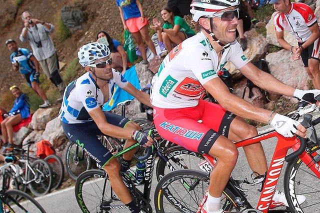 Alejandro Valverde Vuelta España