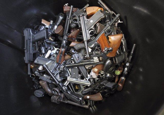 Recursos de armas de fuego en EEUU