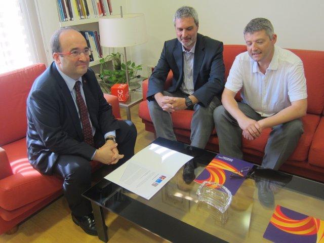 M.Iceta, J.R.Bosch y J.Coll