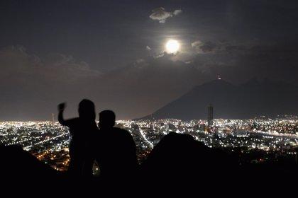 Tercera y última Superluna del verano de 2014