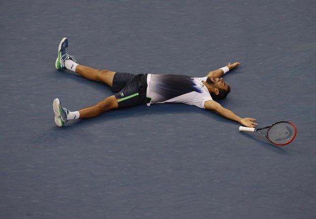 Marin Cilic Nishikori UP Open
