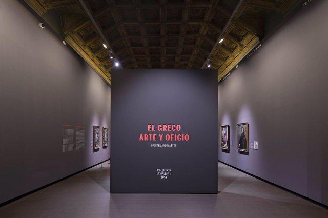 Exposición 'El Greco. Arte y oficio'