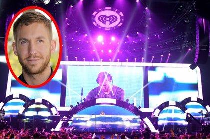 Calvin Harris supera los mil millones de escuchas en Spotify