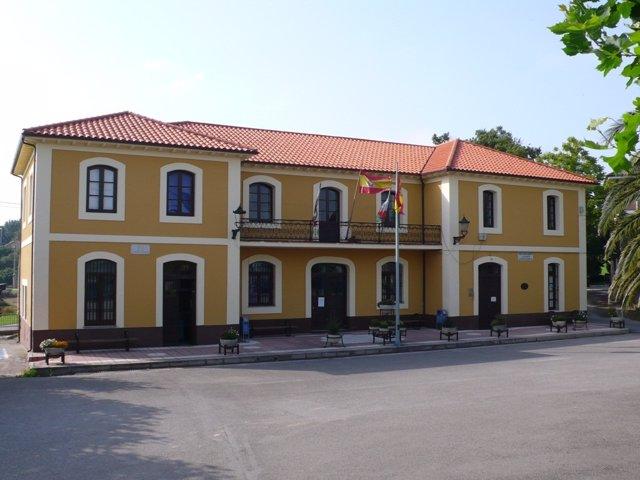 El Ayuntamiento De Marina De Cudeyo