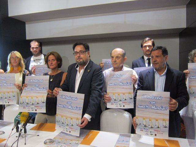 Comercio minorista apoya el Mundial de Vela