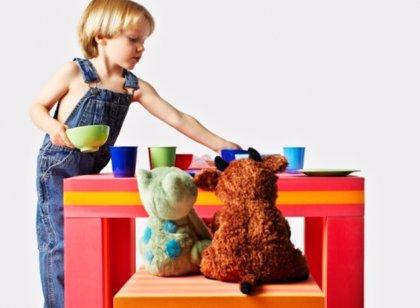 Los amigos imaginarios en la niñez
