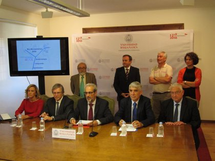 """Salamanca albergará en junio de 2016 un encuentro internacional que marcará """"un hito en la biotecnología"""""""