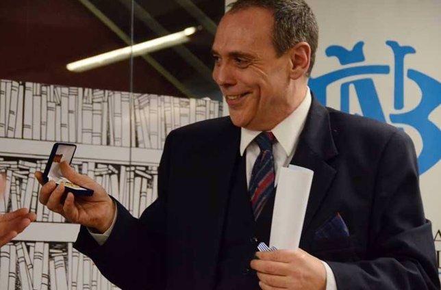 Rafael Courtoisie, premio Casa América de Poesía