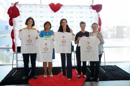 La IV Carrera Solidaria Menudos Corazones Distrito Villa de Vallecas Trofeo IKEA recauda fondos para niños con dolencias