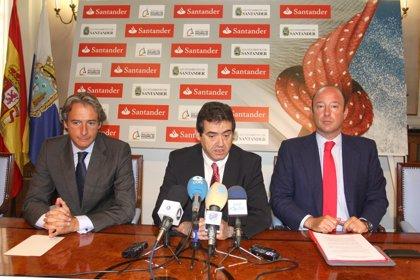 Banco Santander, patrocinador oficial del Mundial de Vela de Santander