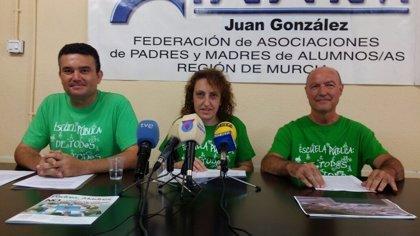 """La FAPA Juan González critica un inicio de curso """"con más gastos para las famiias y menos calidad del sistema"""""""