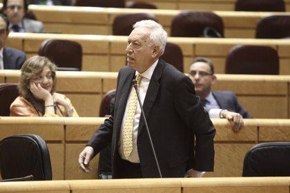 """Margallo reconoce que dispone de """"poco dinero"""" para cooperación y asegura que trata de hacer """"más con menos"""""""