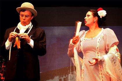 La compañía Ditirámbak lleva al Teatre El Musical un viaje inolvidable por la zarzuela