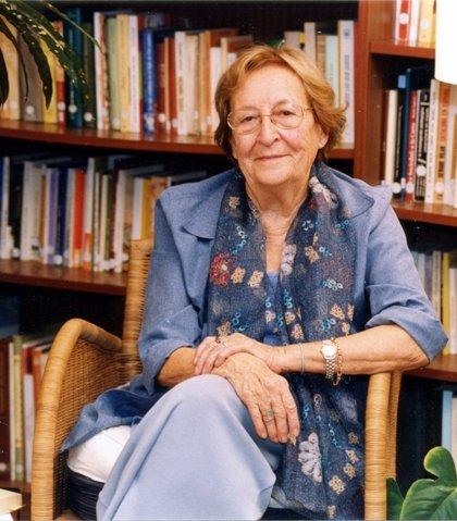 Muere a los 96 años la poeta y traductora catalana Montserrat Abelló