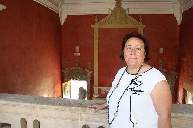 María Dolores Mateos, agente de control del Distrito Sanitario Sevilla-Aljarafe