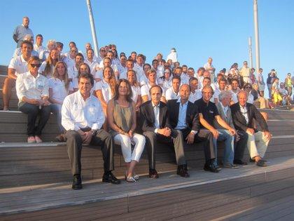 El equipo olímpico pide apoyo ciudadano para el éxito en el Mundial