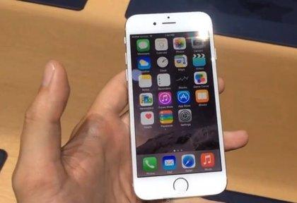 Así es el iPhone 6 de 4,7 pulgadas (vídeo)