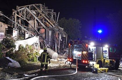 Se registra una fuerte explosión en una fábrica de productos químicos cerca de Bremen