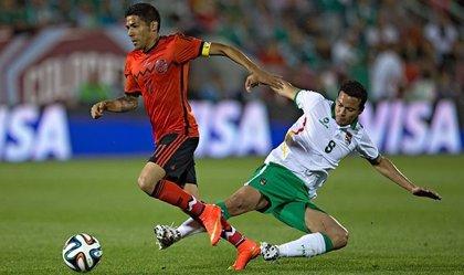 México vence 1-0 a Bolivia con algunas caras nuevas