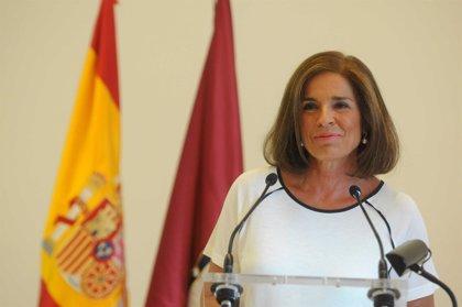 Botella retoma su agenda como alcaldesa con un acto sobre moda antes de asistir a la apertura del Año Judicial