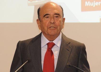 """Homs lamenta el fallecimiento del """"gran banquero"""" Emilio Botín"""