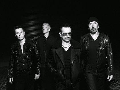 """U2 publicarán otro nuevo disco """"muy pronto"""""""
