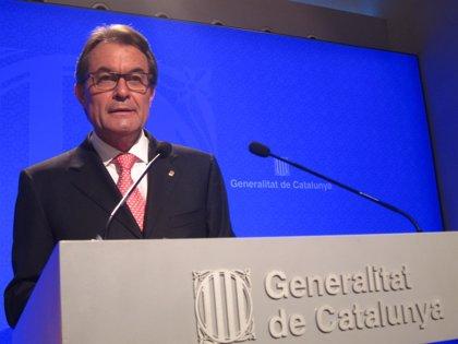 Mas dice que una victoria en Escocia ayudaría a Cataluña