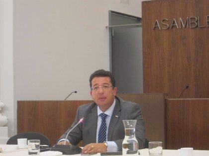 """Manzano dice sobre la reforma electoral que """"no se puede marear más la perdiz"""""""