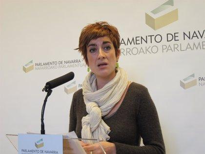"""Bildu dice que """"es el momento de preguntar directamente a los ciudadanos navarros"""" sobre el marco que quieren"""