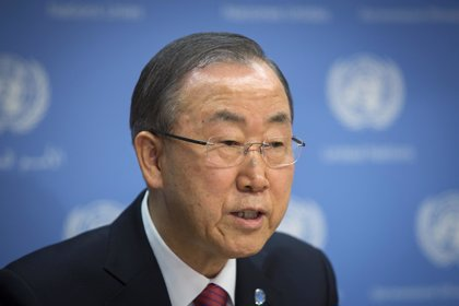 """Ban pide a Al Assad que ponga fin al conflicto rápidamente y entable un """"diálogo político"""""""