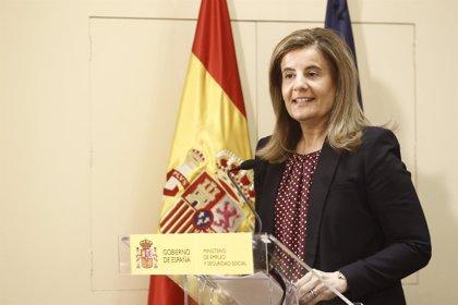 Báñez dice que Gobierno y agentes sociales diseñarán medidas contra los efectos sociales de la crisis