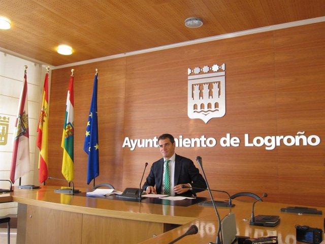 El portavoz del Equipo de Gobierno, Miguel Sáinz, analiza Junta de Gobierno
