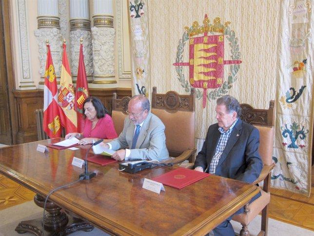 Fallo del 61 Premio de Novela Ateneo de Valladolid