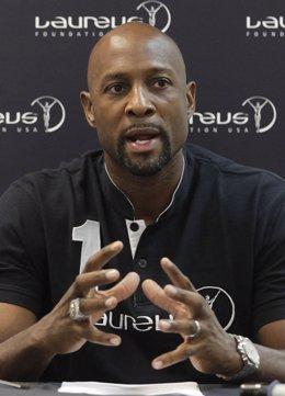 Alonzo Mourning, exjugador de la NBA y embajador de Laureus