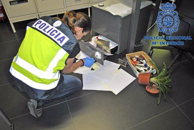 Detenido el autor de los robos en los consultorios médicos del centro