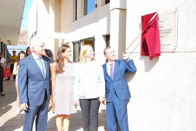 Inauguración del curso escolar en Gran Canaria