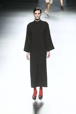 Modelo De Lemoniez En La Mercedes-Benz Fashion Week Madrid
